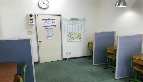自習室完備!!